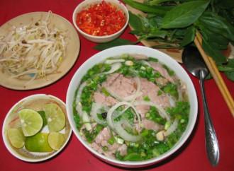 Phở Việt được thêm vào từ điển thông dụng của Mỹ
