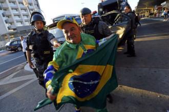 Brazil - điểm nóng nhất thế giới tuần qua