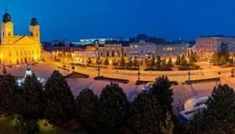 Debrecen - 'Thủ đô dự phòng của' Hungary