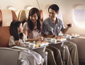 Singapore Airlines ưu đãi dịp hè