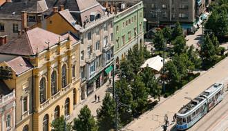 Thành phố Debrecen