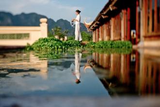 Trải nghiệm mùa hè tại Emeralda Resort Ninh Bình