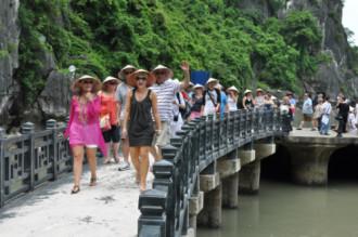 Du lịch Việt Nam tiếp tục tăng trưởng