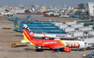 Một góc nhìn khác về hàng không Việt Nam