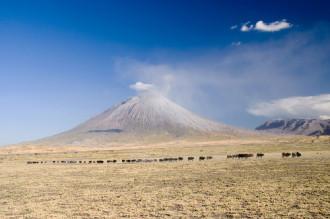 Ol Doinyo Lengai, ngọn núi lửa độc đáo nhất thế giới