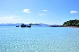 Bãi biển nào hoang sơ nhất miền Bắc Việt Nam?