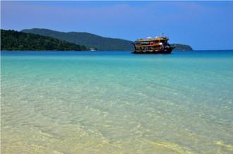 Du lịch bụi Shihanoukville - bãi biển đẹp nhất Campuchia