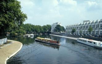 Góc Venice bé nhỏ trong lòng London
