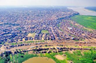 Iquitos, thành phố không thể tiếp cận bằng đường bộ