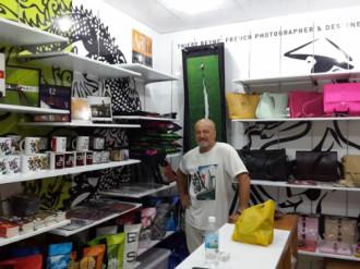 Khu mua sắm theo phong cách mở tại Nha Trang