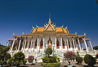 Những điểm đến hấp dẫn tại Campuchia