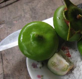 Những món ăn độc đáo làm từ cây bần