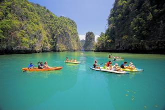 Thái Lan - miền đất cho dân du lịch bụi