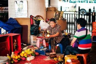 Tục đả hình nhân ở Hong Kong
