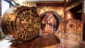 6 quán bar dưới lòng đất đẹp nhất thế giới