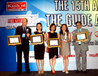 Chuỗi khách sạn của doanh nhân Hà Văn Thắm được vinh danh