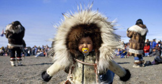 Cuộc sống của người Eskimo