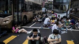 Du lịch Hong Kong đình trệ do biểu tình