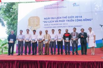 Du lịch Việt Nam tăng cường các hoạt động phát triển cộng đồng
