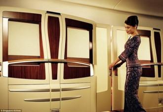 Ghé thăm khoang máy bay hạng nhất của những hãng hàng không nổi tiếng