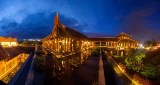 Khám phá Tràng An và Emeralda Resort Ninh Bình