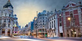 Những đêm không ngủ ở Madrid