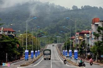 Phong cảnh kỳ vĩ trên tuyến cao tốc dài nhất Việt Nam