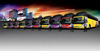 Tham quan Campuchia bằng xe Limo Bus