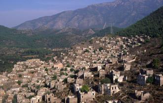 Thổ Nhĩ Kỳ cho thuê 'làng ma'