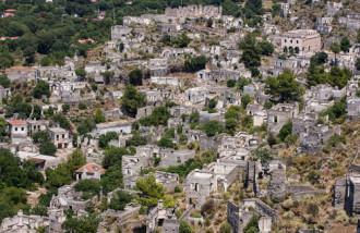 Toàn cảnh về ngôi làng