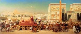 Vén màn bí mật 10 thảm họa hủy diệt Ai Cập cổ đại