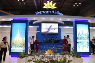 Vietnam Airlines giảm giá vé quốc tế, nội địa