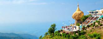 3 điểm đến 'hot' nhất ở Myanmar trong tháng 10