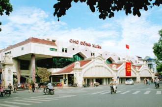 5 ngôi chợ lâu đời và nổi tiếng dọc miền đất nước