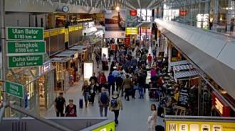 Berlin vẫn dùng sân bay hơn 60 năm tuổi bất chấp ý định phá bỏ