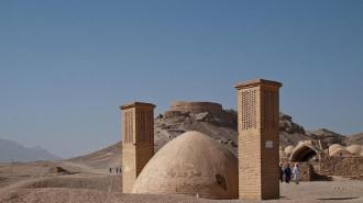Bí ẩn về 'ngọn tháp của sự im lặng' ở Iran