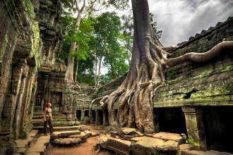 Câu chuyện dưới bóng Ang Kor
