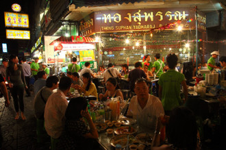 Điểm hẹn ăn uống cho tín đồ ẩm thực tại châu Á
