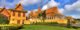Ký sự: Hành trình trên đất Ang Kor (Phần 1)