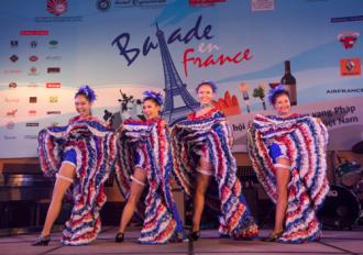 Lễ hội văn hóa ẩm thực Pháp tại TP HCM