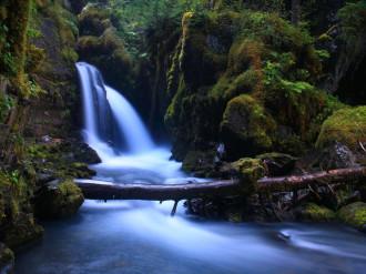 Ngắm cảnh đẹp như tranh vẽ ở Alaska, Mỹ