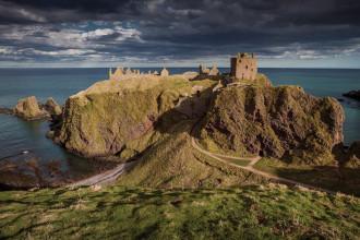 Những con đường bất tận ở Scotland