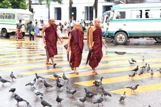 Sống chậm ở Yangon