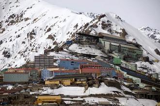 Thành phố bị bỏ quên trên dãy Andes