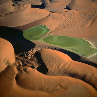 Thế giới đẹp lạ kỳ qua ống kính của nhà địa chất nổi tiếng
