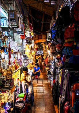 5 ngôi chợ Sài Gòn ghi điểm với du khách