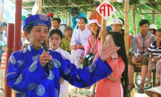 Bài chòi Phú Yên trở thành Di sản văn hóa phi vật thể quốc gia