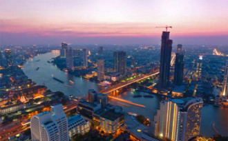 Bangkok - kinh đô chưa bao giờ bị xâm chiếm
