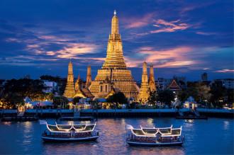 Bangkok, thành phố chưa bao giờ bị xâm chiếm