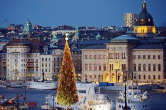 Đón Giáng sinh ở châu Âu